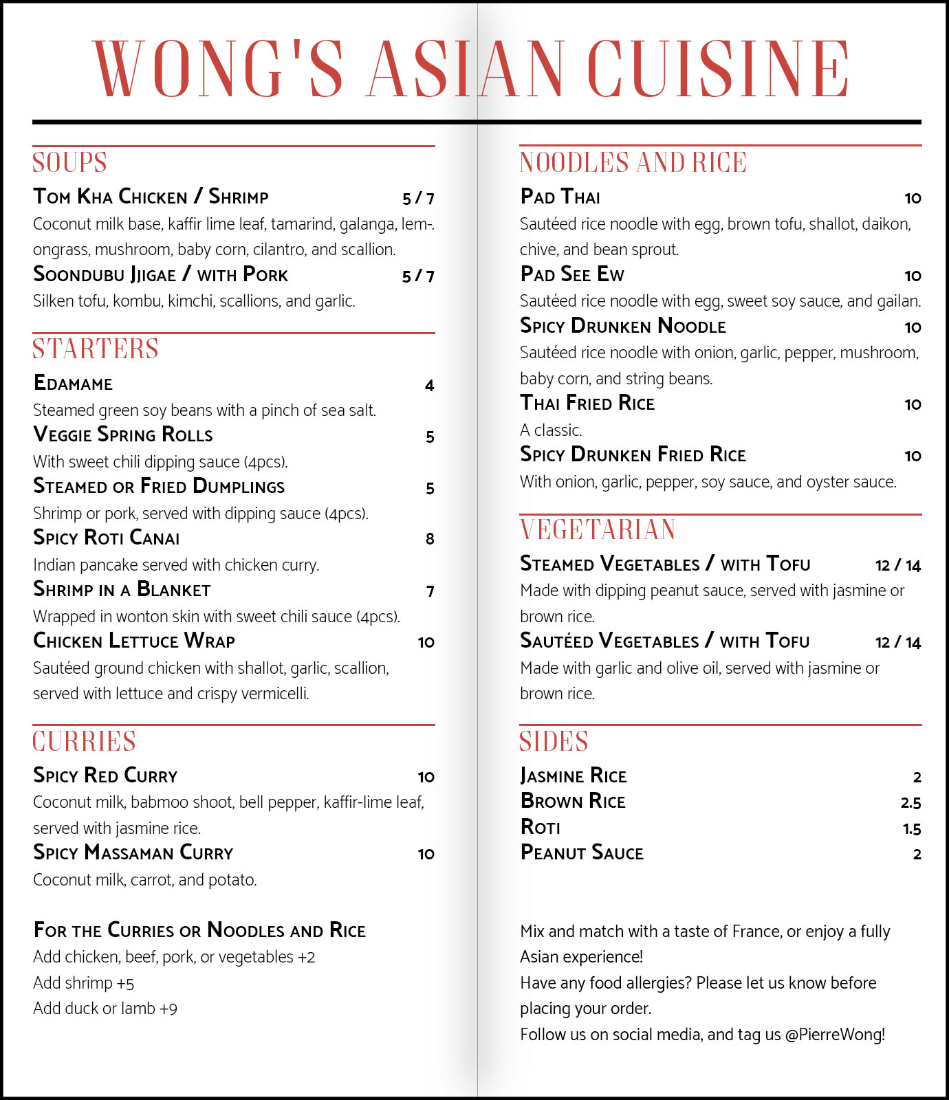 Wong's Asian Cuisine Menu_4