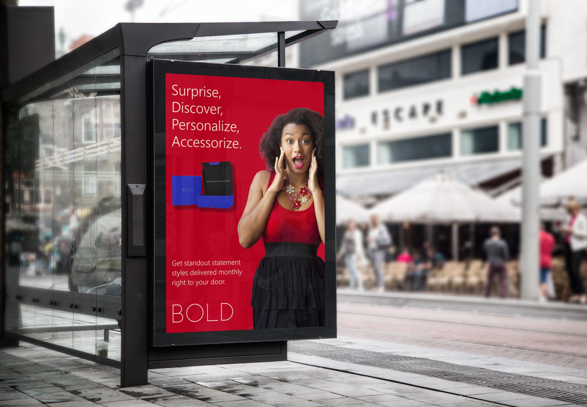 Bus Stop Billboard Professional BOLD MockUp_01